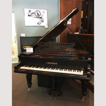 1899 Bechstein Grand Model 5 in Satin Ebony
