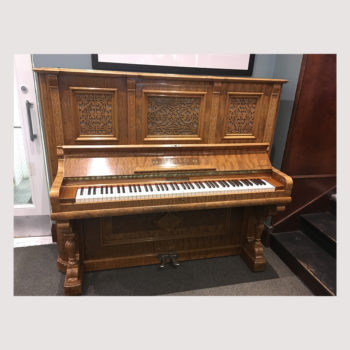 W. Bell & Co. Upright piano