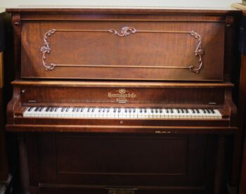 1904 Heintzman Upright Piano Model A