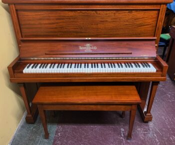 1923 Heintzman Upright Model O