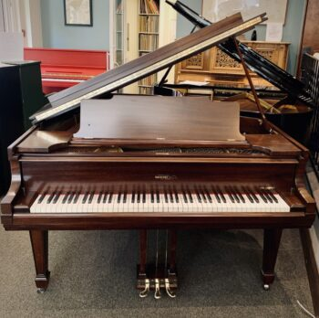 1927 Nordheimer Baby Grand in Mahogany
