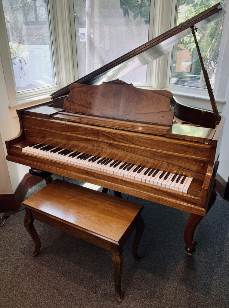 Mason & Risch player piano