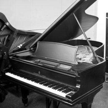 1966 Steinway & Sons Grand Model B