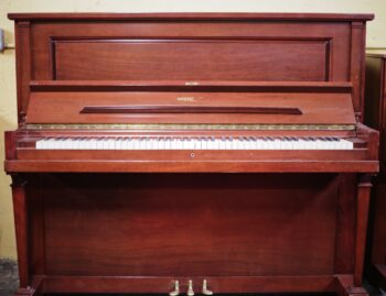 1916 Nordheimer Upright in Mahogany
