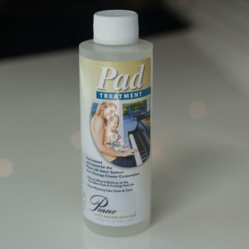 Piano Dampp-Chaser Fluid Pad Treatment
